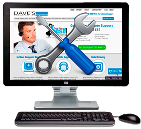 DavesCompFix Remote Support for Florida