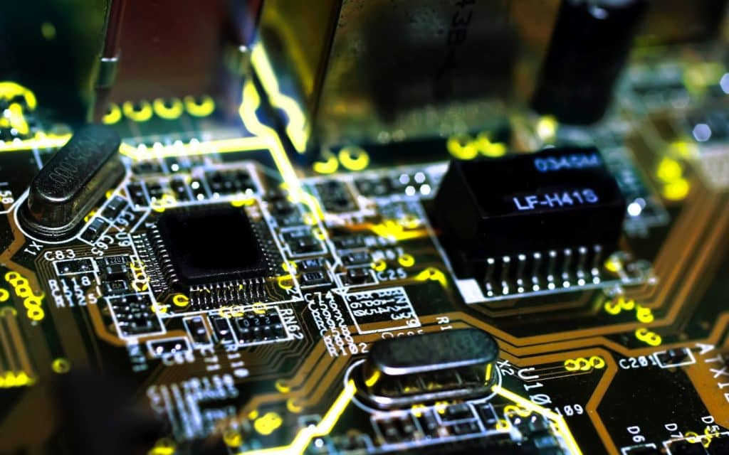 circuit board wallpaper 1024x640 - The Most Awesome Computer Components of 2016