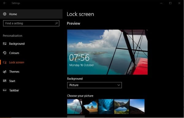 How To Screenshot Windows 10 Lock Screen Choice Image