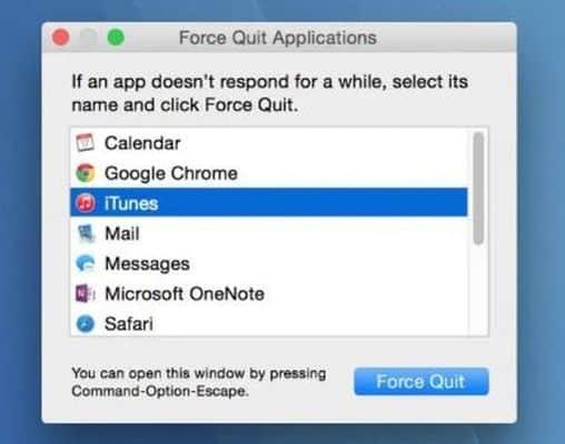Mac won't shut down properly