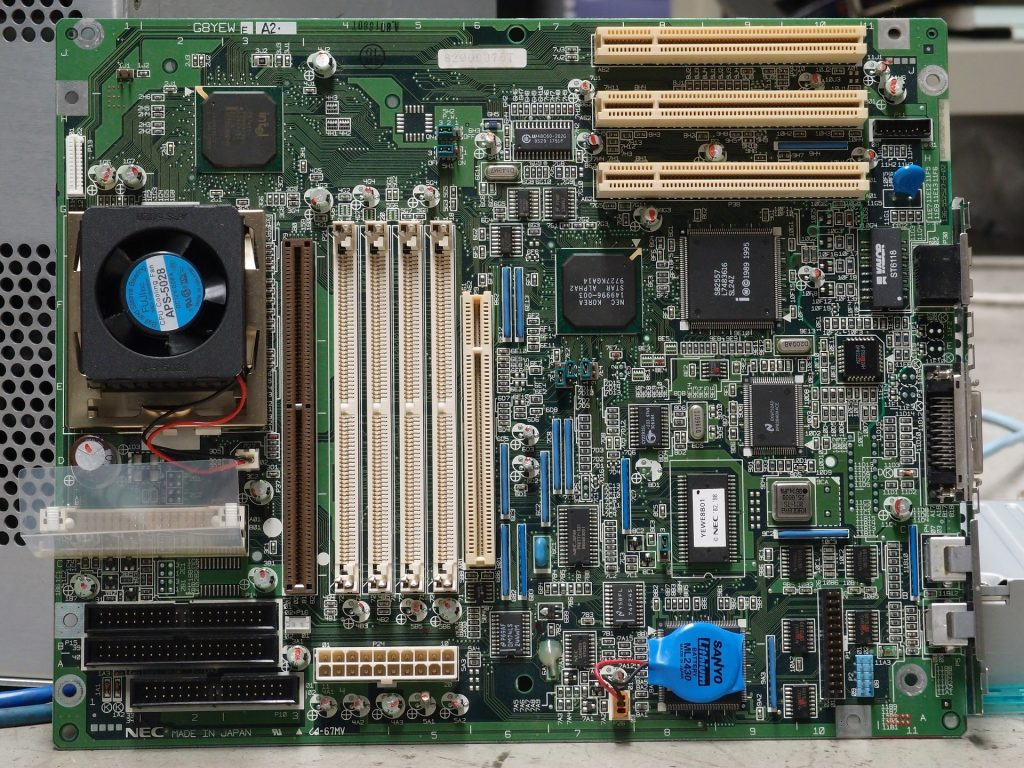 Motherboard - Dave's Computers provides computer repair to fix motherboards in Hillsborough NJ
