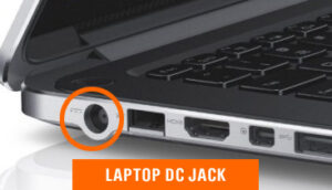 laptop power jack